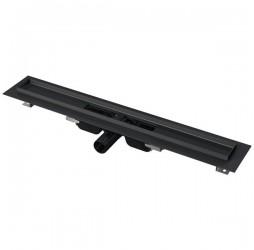 Душевой лоток AlcaPlast APZ101 550 с опорами, черный