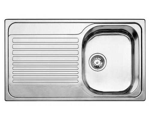 Мойка кухонная Blanco Tipo 45 S сталь матовая