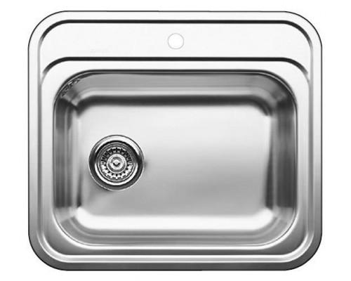 Мойка кухонная Blanco Dana-IF сталь