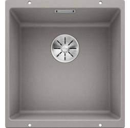 Кухонная мойка Blanco Subline 400-U 523424, алюметаллик
