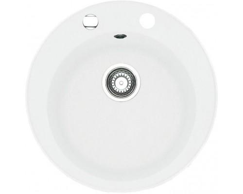 Мойка кухонная Franke Ronda ROG 610-41 белый