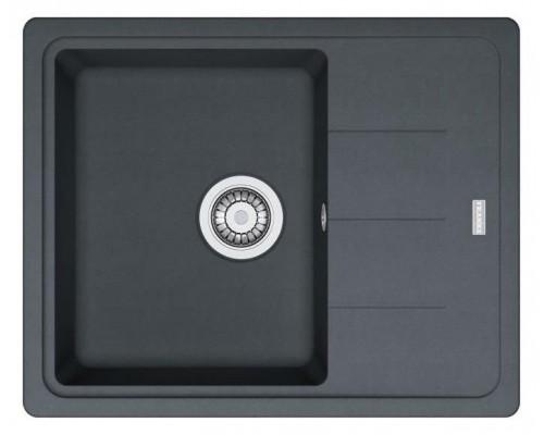 Мойка кухонная Franke Basis BFG 611C графит