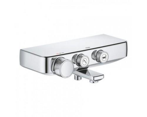 Смеситель Grohe Grohtherm SmartControl 34718000 для ванны с душем