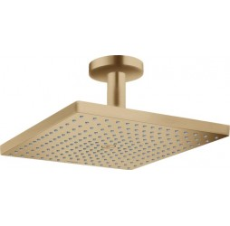 Верхний душ Hansgrohe Raindance E 300 Air 1jet 26250140, бронза матовый