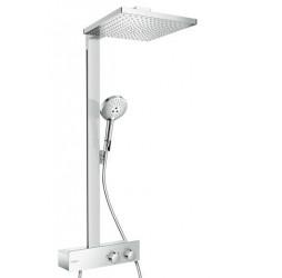 Душевая система Hansgrohe Raindance E Showerpipe 300 27361000 с термостатом ShowerTablet 350