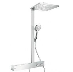 Душевая система Hansgrohe Raindance E Showerpipe 300 27363000 с термостатом ShowerTablet 600