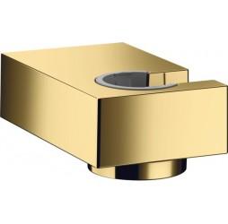 Держатель душа Hansgrohe Porter E 28387990, золото