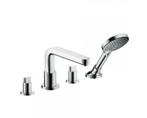 Смеситель Hansgrohe Metropol Classic 31447000 для ванны на 4 отверстия