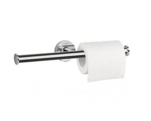 Держатель туалетной бумаги Hansgrohe Logis 41717000 двойной