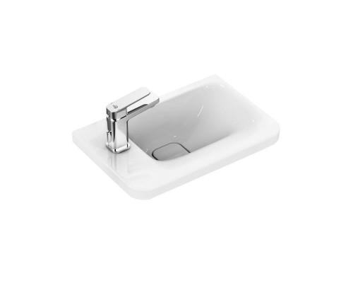 Асимметричный мебельный умывальник 46x31 см Ideal Standard TONIC II Guest K086601