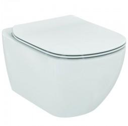 Унитаз Ideal Standard Tesi Rimless T355101, сиденье с микролифтом в комплекте