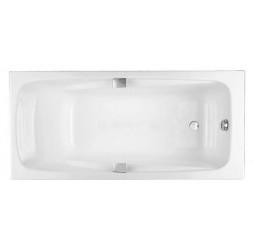 Чугунная ванна Jacob Delafon Repos 160x75, с ручками