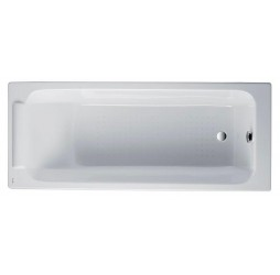 Чугунная ванна Jacob Delafon Parallel 150x70 без ручек