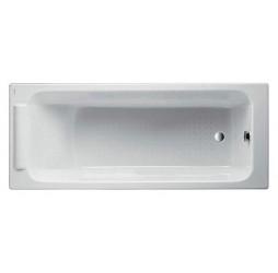 Чугунная ванна Jacob Delafon Parallel 170x70, без ручек