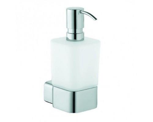 Дозатор жидкого мыла Kludi E2 4997605 16 см, цвет хром