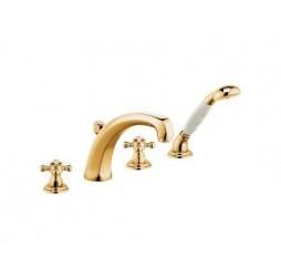 Смеситель Kludi Adlon 515244520 для ванны и душа DN 15, латунь
