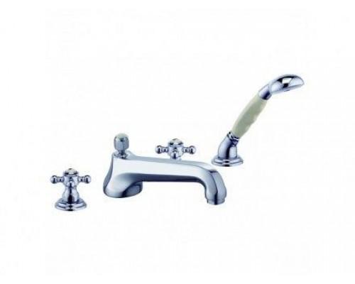 Смеситель Kludi Adlon 515250520 для ванны и душа DN 15, хром