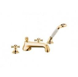 Смеситель Kludi Adlon 515254520 для ванны и душа DN 15, латунь