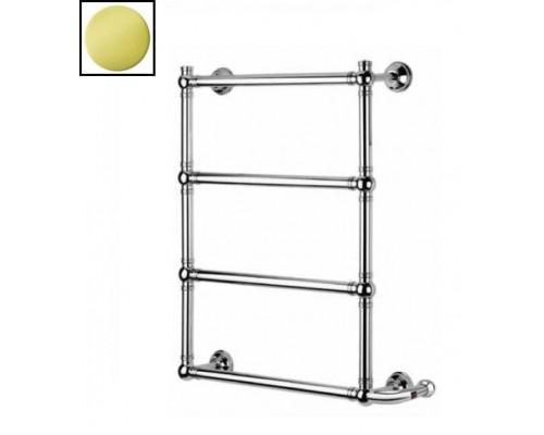 Полотенцесушитель электрический Margaroli Armonia 9-542-4 BOX 95425504GOB 55 x 83.4 см, золото