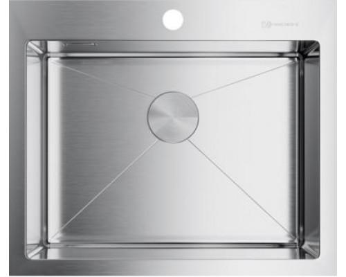 Мойка кухонная Omoikiri Akisame 59-IN 4973055 нержавеющая сталь