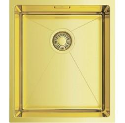 Мойка кухонная Omoikiri Taki 38-U/IF-LG 4973092 светлое золото