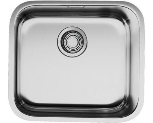 Кухонная мойка Omoikiri Omi 49-U-IN 4993066 нержавеющая сталь