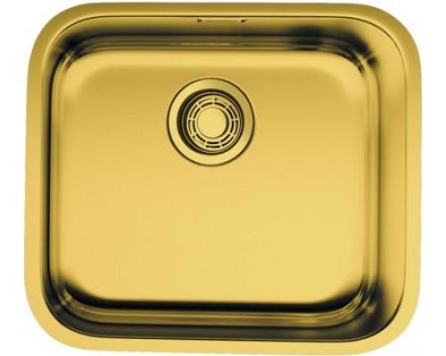 Мойка кухонная Omoikiri Omi 49-U-AB 4993067 латунь