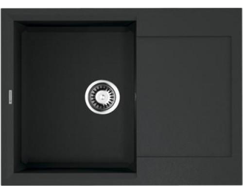 Мойка кухонная Omoikiri Sakaime 68-BL 4993108 черная