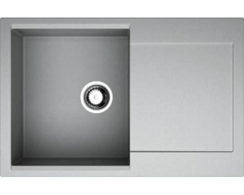 Мойка кухонная Omoikiri Daisen 78-GR 4993325 leningrad grey