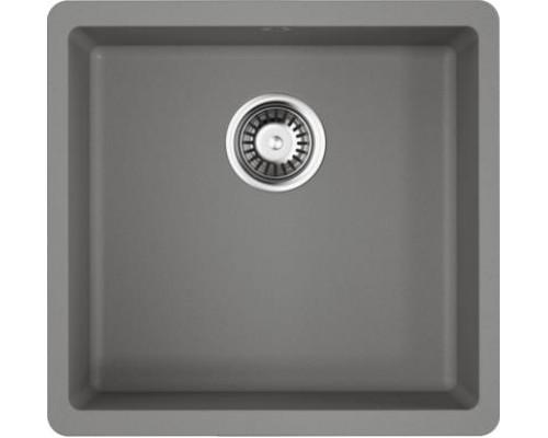 Мойка кухонная Omoikiri Kata 44-U-GR 4993404 leningrad grey