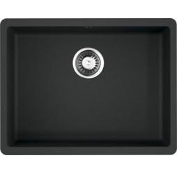 Кухонная мойка Omoikiri Kata 54-U-BL 4993410 черная