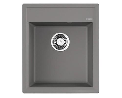 Мойка кухонная Omoikiri Daisen 42-GR 4993604 leningrad grey