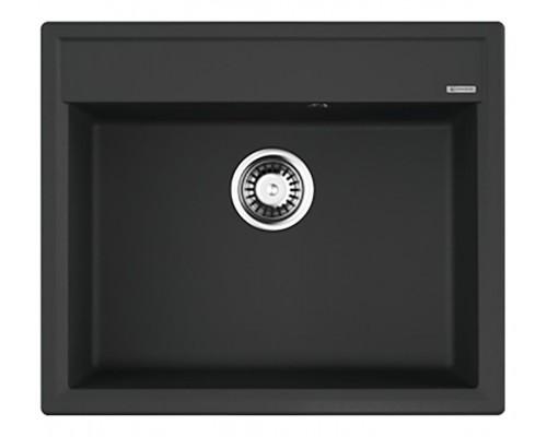Мойка кухонная Omoikiri Daisen 60-BL 4993622 черная