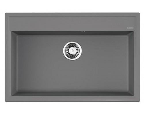 Мойка кухонная Omoikiri Daisen 77-GR 4993628 leningrad grey