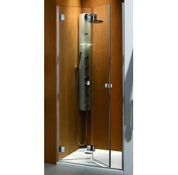 Душевая дверь Radaway Carena DWB 70, хром коричневая левая/правая