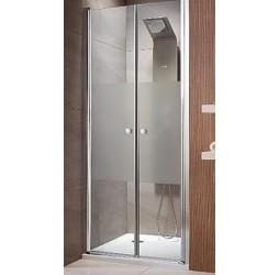 Душевая дверь Radaway EOS DWD 70, хром прозрачное