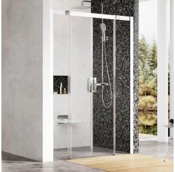Душевая двери Ravak Matrix MSD4-140 белый+транспарент
