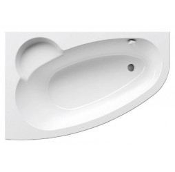 Акриловая ванна Ravak Asymmetric 150x100, левая
