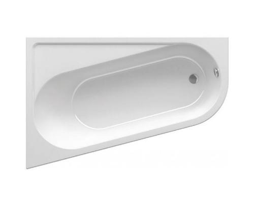 Акриловая ванна Ravak CHROME 160х105, правая белая