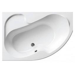 Акриловая ванна Ravak Rosa I 140x105, левая