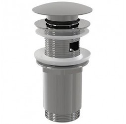 Донный клапан Ravak X01373 Click Clack, латунь, хром, 5/4x43