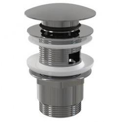 Донный клапан Ravak X01437 Click Clack, низкий, латунь, хром, 5/4x45