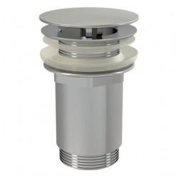 Донный клапан Ravak X01439 Click Clack, фиксированный, латунь, хром, 5/4x43