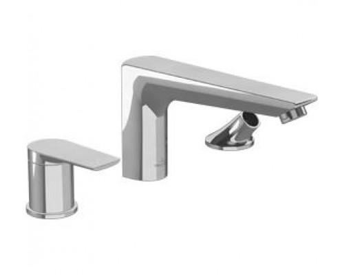 Смеситель для ванны Villeroy&Boch Subway 2.0, настенный, TVT10200100061