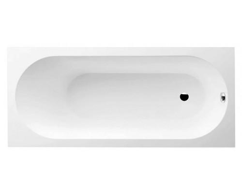 Квариловая ванна Villeroy & Boch Oberon 180x80, alpin
